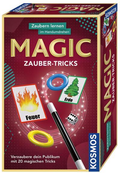 Kosmos 657413 - Spielset Zauber-Tricks