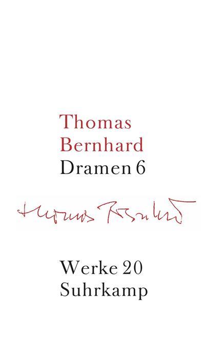 Werke in 22 Bänden.: Band 20: Dramen VI