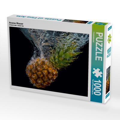 Ananas Wasser (Puzzle)