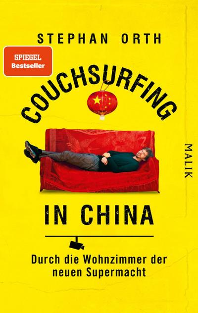 Couchsurfing in China