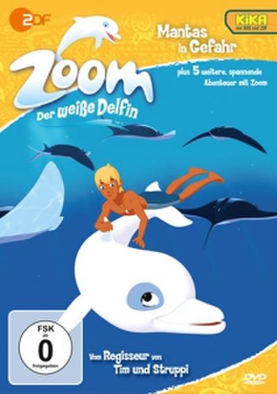 Zoom: Der weiße Delfin - Mantas in Gefahr