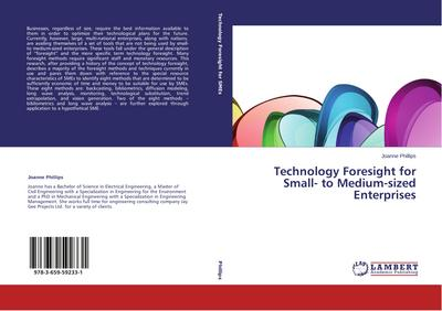 Technology Foresight for Small- to Medium-sized Enterprises