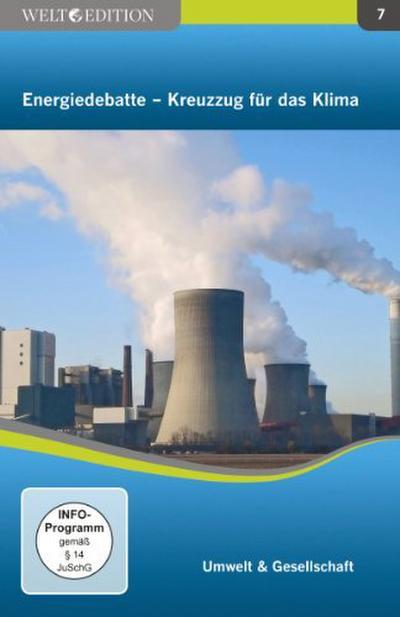 Welt Edition: Energiedebatte / Kreuzzug für das Klima - Edel - DVD, Deutsch, , ,
