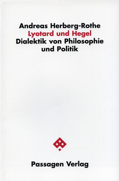 Lyotard und Hegel