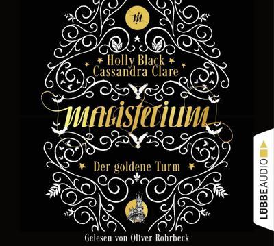 Magisterium 05 Der goldene Turm