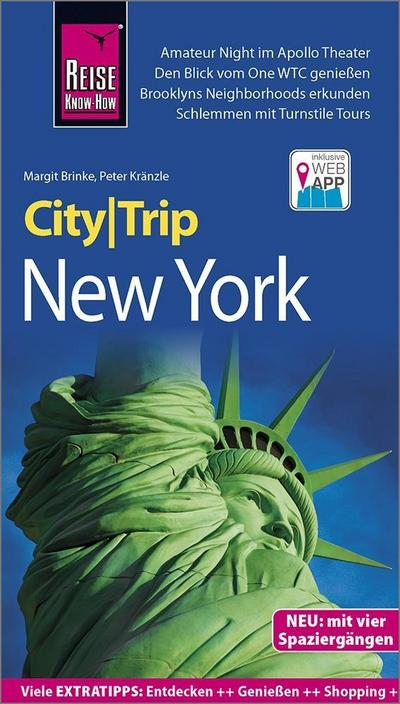 Reise Know-How CityTrip New York