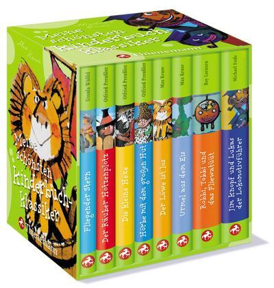 Meine schönsten Kinderbuchklassiker im Schuber. 8 Bände