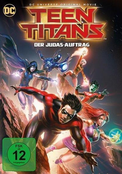 Teen Titans - Der Judas-Auftrag