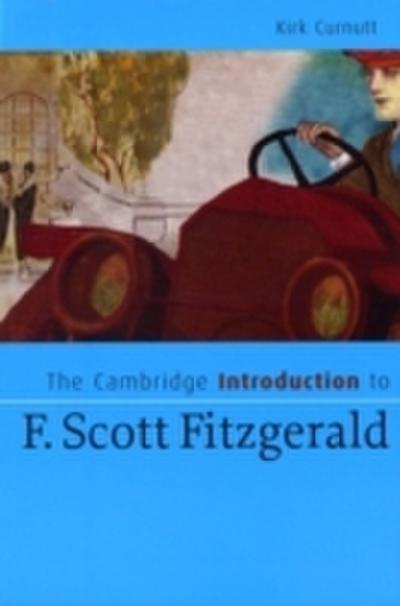 Cambridge Introduction to F. Scott Fitzgerald