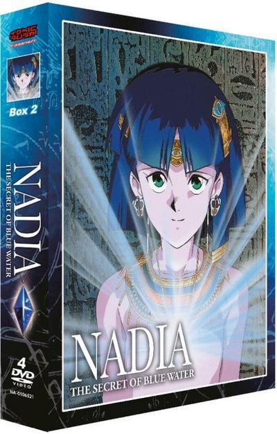 Nadia: The Secret of blue Water Episoden 20-39
