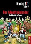 Die drei ??? Kids Adventskalender 8 (drei Fragezeichen)
