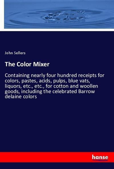 The Color Mixer