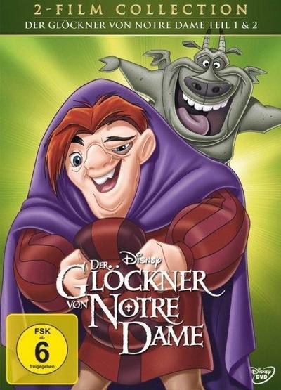 Der Glöckner von Notre Dame & Der Glöckner von Notre Dame 2