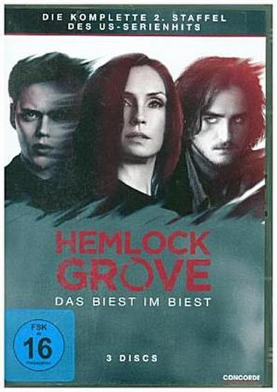 Hemlock Grove - Das Biest im Biest