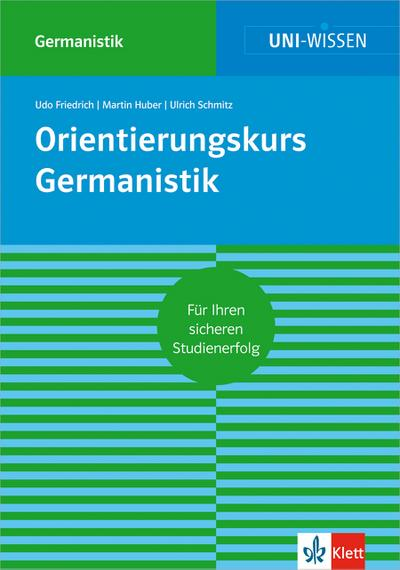 Orientierungskurs Germanistik