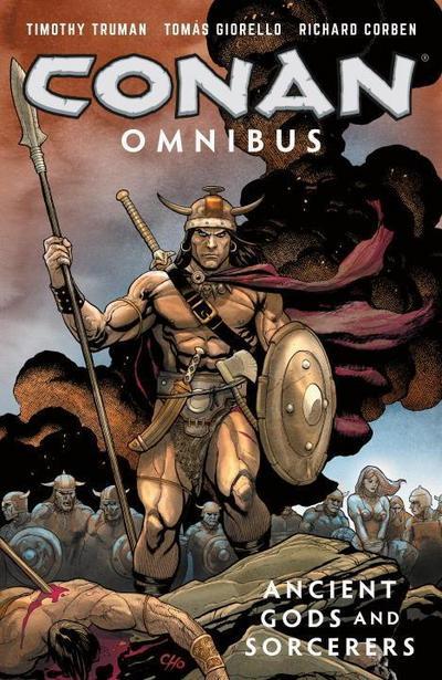 Conan Omnibus Volume 3