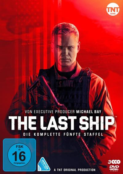 The Last Ship - Staffel 5 DVD-Box