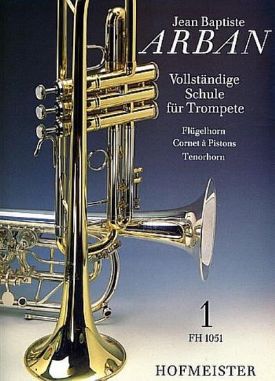 Vollständige Schule für Trompete 1