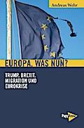 Europa, was nun?: Trump, Brexit, Migration und Eurokrise (Neue Kleine Bibliothek)