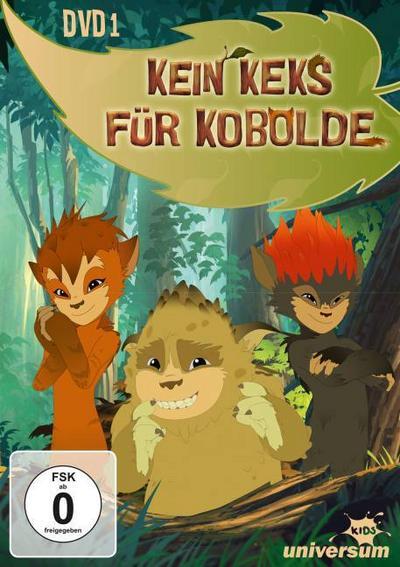 Kein Keks für Kobolde - DVD 1 - Episode 1 - 4