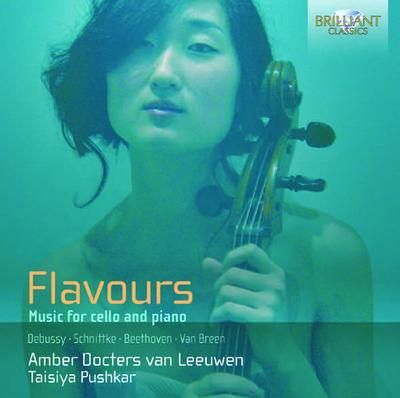 Flavours: Musik Für Cello Und Klavier