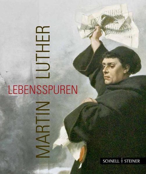 Martin Luther - Lebensspuren Jutta Krauß