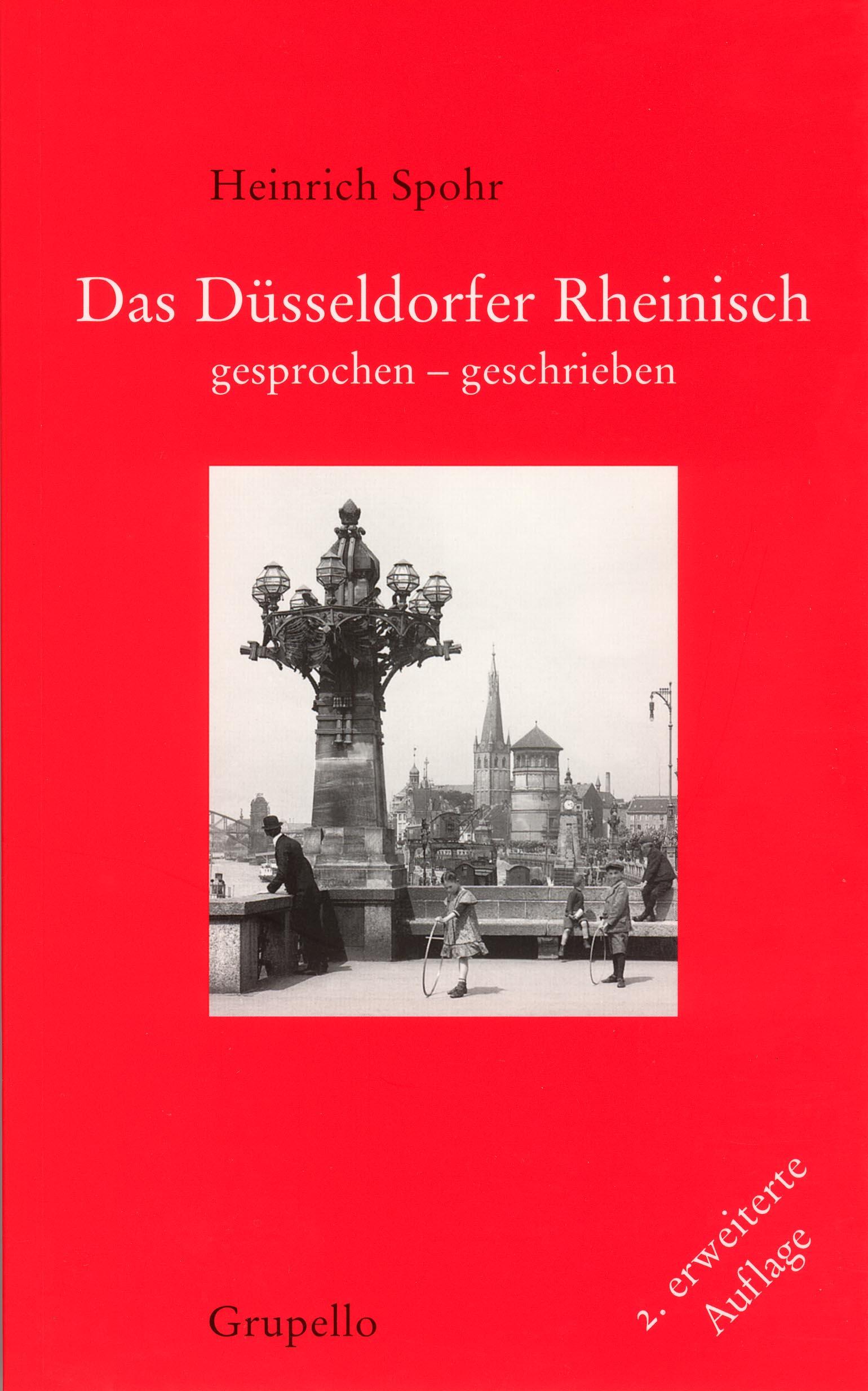 Das Düsseldorfer Rheinisch, Heinrich Spohr