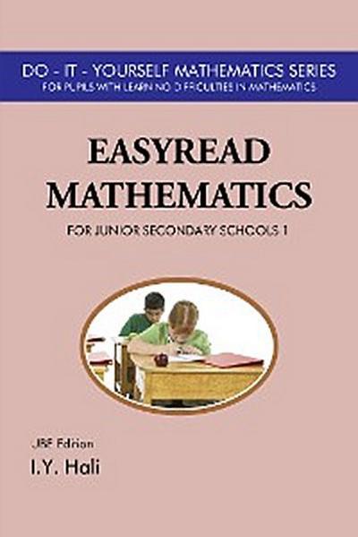 Easyread Mathematics for Junior Secondary Schools 1