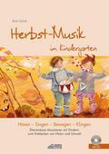 Herbst-Musik im Kindergarten (inkl. CD)