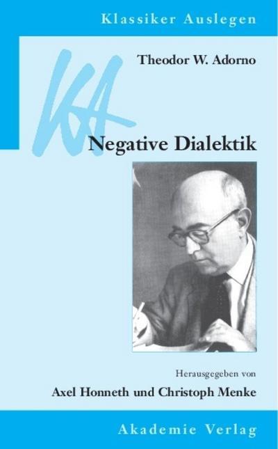 Negative Dialektik