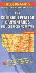 USA Colorado Plateau, Canyonlands, Südliche R ...