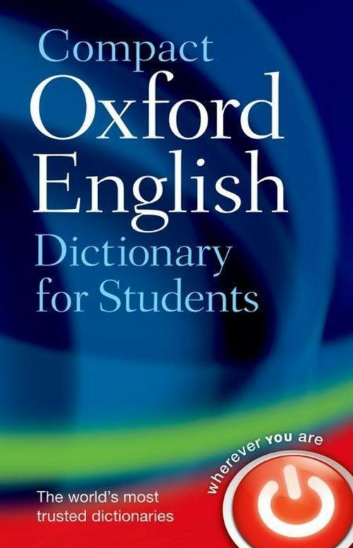 Catherine Hawker Soanes ~ Compact Oxford English Dictionary fo ... 9780199296255