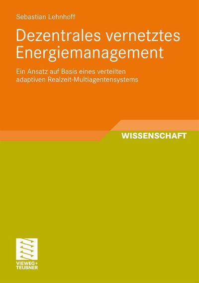 Dezentrales vernetztes Energiemanagement