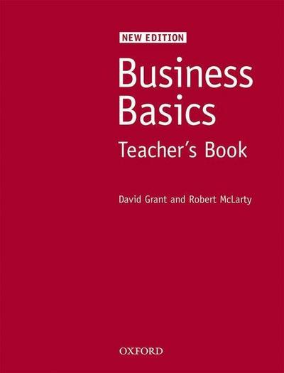 Business Basics: Teacher`s Book - Oxford University Press ,  Cornelsen - Taschenbuch, , , ,