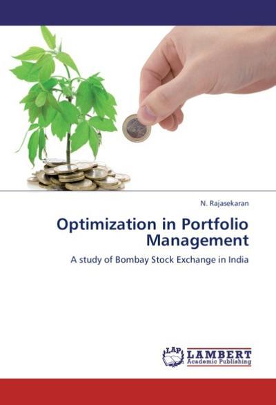 Optimization in Portfolio Management