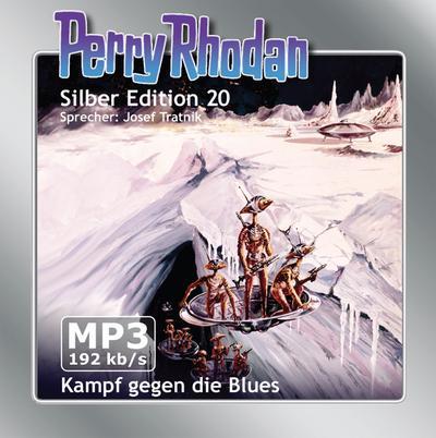 Perry Rhodan Silber Edition 20 - Kampf gegen die Blues (remastered)