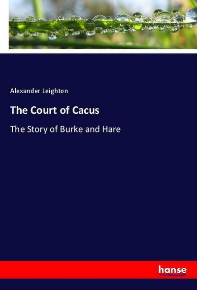 The Court of Cacus