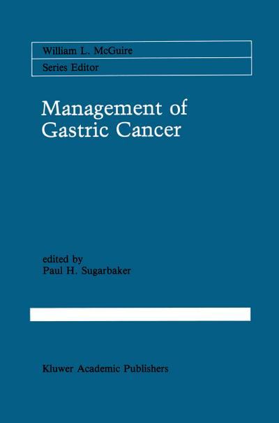 Management of Gastric Cancer