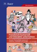 Französisch humorvoll und interaktiv unterric ...