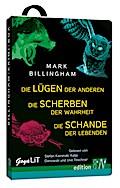Die Billingham-Krimi-Box. Hörbücher auf USB-Stick