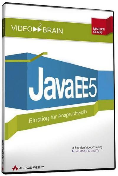 Java EE 5, 1 DVD-ROM/-Video