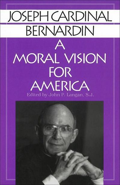 A Moral Vision for America