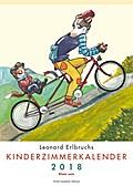 Leonard Erlbruchs Kinderzimmer-Kalender 2018