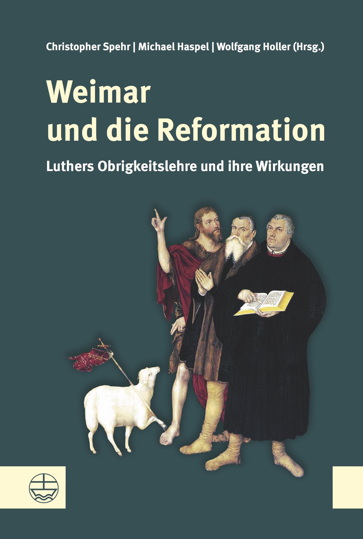 Weimar und die Reformation, Christopher Spehr