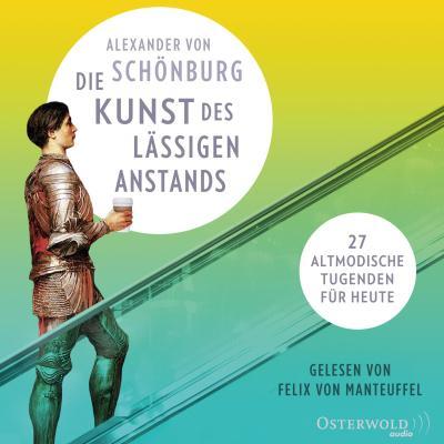 Die Kunst des lässigen Anstands, 8 Audio-CDs
