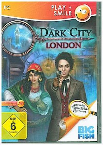 Dark City, London, 1 CD-ROM