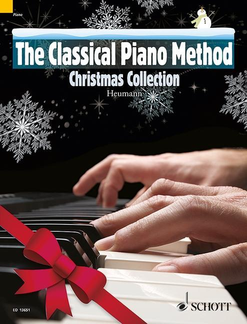 The Classical Piano Method - Christmas Collection Hans-Günter Heumann