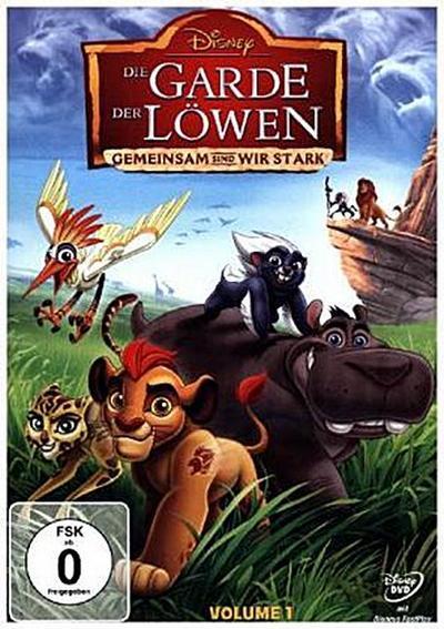 Die Garde der Löwen - Gemeinsam sind wir stark, DVD