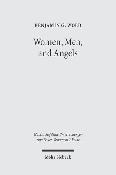 Women, Men and Angels