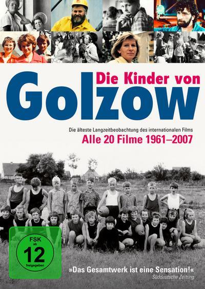Die Kinder von Golzow - Alle 20 Filme 1961-2007 [18 DVDs]